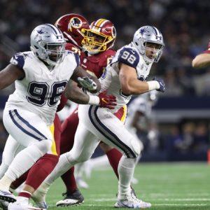 Washington Redskins V.S. Dallas Cowboys