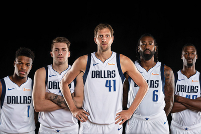 Dallas Mavericks thumbnail