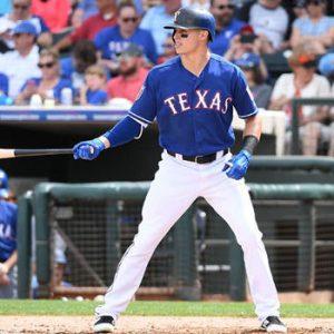 Texas Rangers vs. Houston Astros