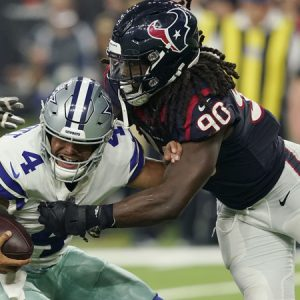 Houston Texans at Dallas Cowboys Preseason